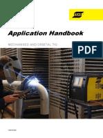 Handbook ESAB - MecTIG