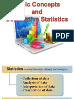 Social Work Statistics