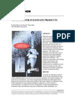 Methyl Ester Sulfonate Products 5th Cesio v19,R1