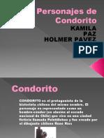 Personajes de Condorito 2