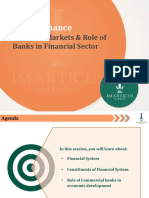 1.1 Finance and Financial Sector