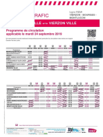 Axe K- Vierzon - Bourges - Montlucon