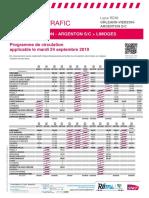 Info Trafic Axe j -Orleans-Vierzon-Argenton (Limoges)