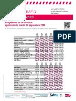 Info Trafic Paris - Nevers