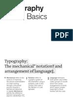 Type Basics 2