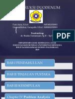 REFERAT BEDAH - OBSTRUKSI DUODENUM.pptx