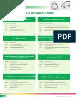 agenda kegiatan ilmiah pkm