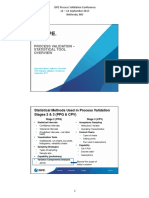 Altekar Giacoletti NA17CESEP1 Process Validation Statistical Tool Overvi...