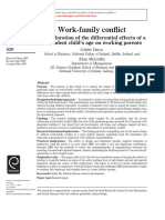 Work-family Conflict 1