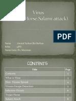 13503439 Virus Trojan Horse Salami Attack