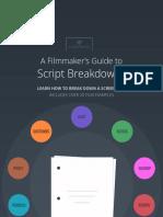 A Filmmaker's Guide to Script Breakdowns - StudioBinder.pdf