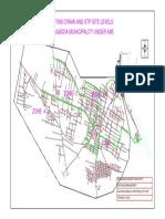 Allagadda Town Map With 5 Mld STP