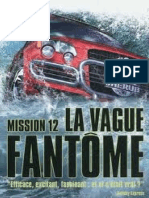 Robert Muchamore - Cherub, Tome 12 - La Vague Fantome