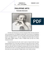 Philippine Arts