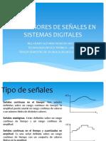 Conversores de Señales en Sistemas Digitales
