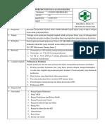 Sop 9.2.2.4 Prosedur Penyusunan Layanan Klinis