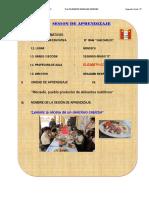 SESION APRENDIZAJE EL CEBICHE-I.E. SAN CARLOS MONSEFU.docx