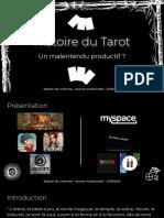 Conférence Histoire Du Tarot