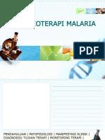 Malaria Dan Therapi