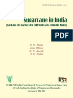 Sugarcane in India