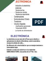Electrónica analógica 4ºESO