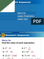 Geometric Sequences.ppt