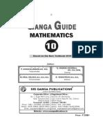 X - Ganga - Maths Kalviexpress- EM