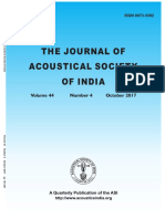 Acoustic Journal 444 2017