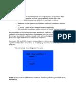 Estructura de repetición while