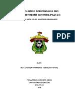 Rmk Ch 20 Muh. Adnanda Suwarsyah Fiqrih (Accounting for Pensions)