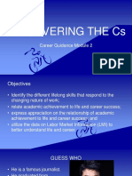 Career Guidance 12 Module 2