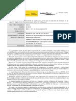 Ley Organica Salud Deporte