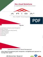 SAP Ariba Sourcing PPT