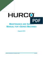 Maintenance and Safety CE Manual v453EN