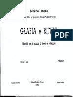Ciriaco - Grafia e Ritmo Vol 1