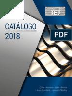 Catalogo MetalTej2018