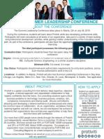 Protiviti Atlanta Summer Leadership Conference Overview - 2019