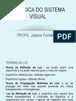 AULA 2- BIOFISICA DA VISÃO