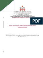 Concessão mineral, direito de prioridade, jazidas, minas e jurisprudência do STJ