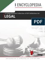 Legal Kpi