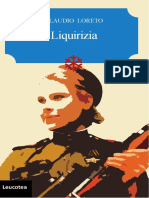 "CLAUDIO LORETO - ROMANZO ""LIQUIRIZIA"" (EDITRICE LEUCOTEA - Ottobre 2019)."