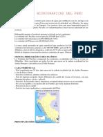 281438537 Cuencas Hidrograficas Del Peru