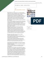 Teoria Del Delito_ Teoria Causalista, Finalista, Funcionalista y Metodo Logico (Diferencias)