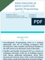 Neurolinguistic Programming.pptx