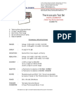 Access TTS_Thermocouple Test Set