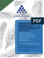 ANALISIS VERTICAL Y HORIZONTAL DE LA EMPRESA ACERIAS S.docx