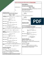 Formulario y Series de Ecuaciones Diferenciales.pdf