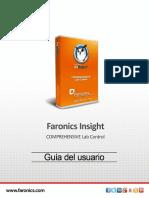 fARONICS INSIGTHE MANUAL DE  USARIO