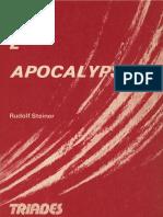 Steiner Rudolf - L'Apocalypse