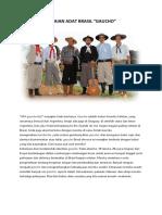 Pakaian Adat Brasil
